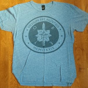 T-shirt by obey
